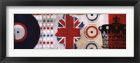 British Invasion I Framed Print