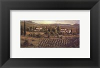 Bagni Di Lucca Framed Print