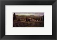 Uzzano Framed Print
