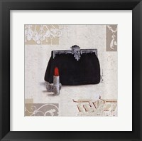 Evening Bag I Framed Print
