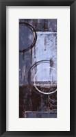 Cool Dance II Framed Print
