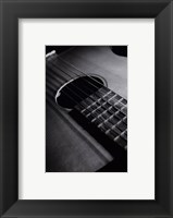 Music 02 Framed Print