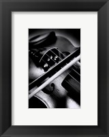 Music 04 Framed Print