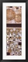 Lucido Mosaico II Framed Print