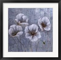 April's Flowers I Framed Print