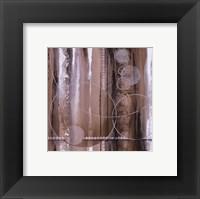 Framed Whirligig I