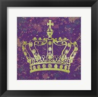 Crown II Framed Print
