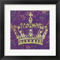 Crown II Framed Print