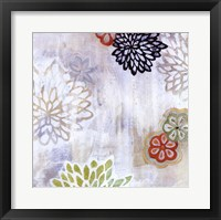 Kimono II Framed Print
