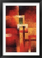luminosity II Framed Print