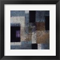 Framed Cool Texture I