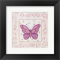 Framed Butterfly II