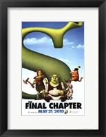 Framed Shrek Forever After - Style D