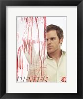 Framed Dexter Splatter Analysis