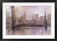 Framed Skyline Bridge I