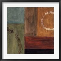 Harvest I Framed Print