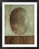 Earthly Beginnings Framed Print