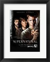 Framed Supernatural (TV) Season Finale