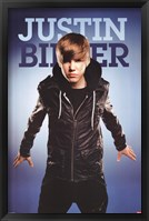 Framed Justin Bieber - Fly