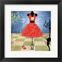 Isn't She Lovely Framed Print