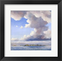 Framed Big Sky