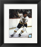 Framed Bobby Orr Action