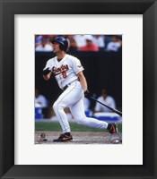 Framed Cal Ripken Jr. 1995 Action