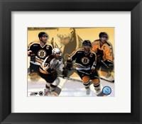 Framed Ray Bourque Bruins Composite