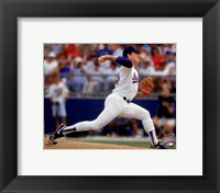 Framed Nolan Ryan Action