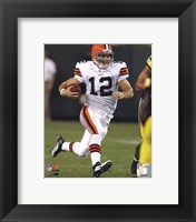 Framed Colt McCoy 2010 Action