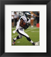 Framed LeSean McCoy 2010 Action