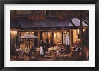 Framed La Brasserie