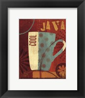 Cool Java II Framed Print