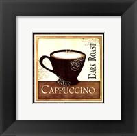 Coffee and Cream II Framed Print