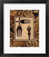 Framed Forks