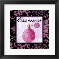 Fashion Pink Essence Framed Print