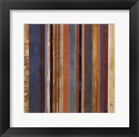 Stripes II - mini Framed Print