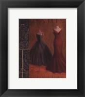 Framed Couture I