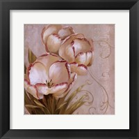 Framed Perfect Blooms I
