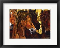 Framed Social Gathering