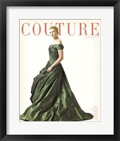 Framed Couture December 1959