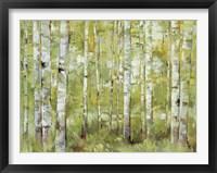 Framed Essence of Green