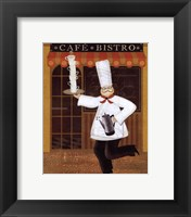 Chef's Specialties III Framed Print