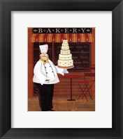 Chef's Specialties IV Framed Print
