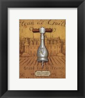 Antique Corkscrew IV Framed Print