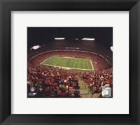Framed Arrowhead Stadium 2010