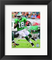 Framed Jeremy Maclin 2010 Action