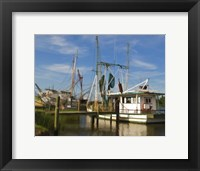 Framed Small Safe Harbor I