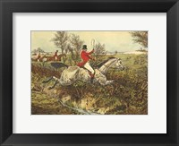 Framed English Hunt I