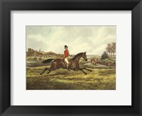Framed English Hunt V